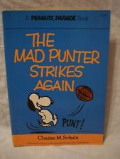 Peanuts Parade # 7 – The Mad Punter Strikes Again