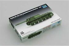 TRUMPETER 07130 1/72 Soviet SU-152 Self-propelled Heavy Howitzer – Late