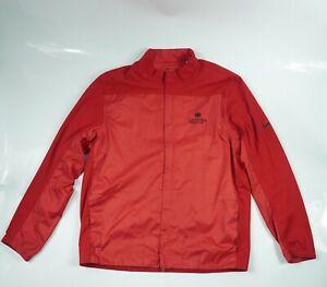 Nike Shield Red Golf Jacket Quivira Golf Club Cabo San Lucas Los Cabos Men's L