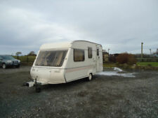 Bailey with Cooker Caravans