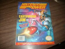 NINTENDO POWER MAGAZINE DECEMBER 1994