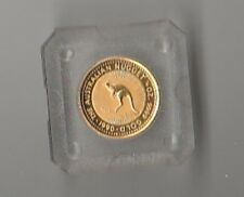 Australia  15 $  1990 Nugget oz:9999 oro gold