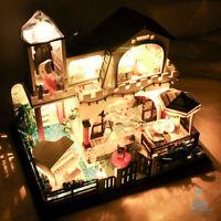 DIY Handcraft Miniature Project Dolls House My Little Villa in Istanbul Turkey