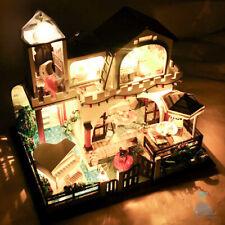 DIY Handgefertigte Miniatur-Projekt Puppenhaus Meine Kleine Villa in Istanbul