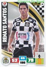 085 RENATO SANTOS PORTUGAL BOAVISTA.FC CARD ADRENALYN LIGA 2016 PANINI