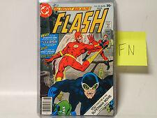 The Flash #252 Dc Comics 1977 Fn The Fastest Man Alive & Elongated Man