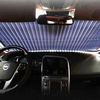 Auto Frontscheibe Windschutz Klemmträger Sonnenschutz Rollo sonnenblende 45cm