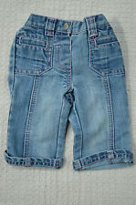 Denim Patternless NEXT Clothing (0-24 Months) for Girls