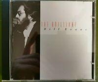 BILL EVANS: The Brilliant. Marc Johnson. Joe LaBarbera. Westwind CD 1978p,1990c.