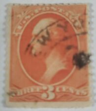 US Stamp #214 in used F condition