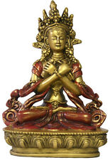 Buddha Vajradhara in Pose of Complete Realization Statue 6H O-099GR