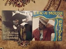 EEK-A-MOUSE : 2 x LP Reissues new & ss : Skidip (1982) + Mousekeeter (1984)