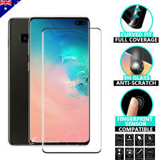 For Samsung Galaxy S10 5G S9 S8 Plus Note 10 9 Tempered Glass Screen Protector