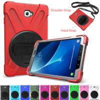"Heavy Duty Hybrid Shockproof Case For 10.1""Samsung Galaxy Tab A T580 T585 Tablet"