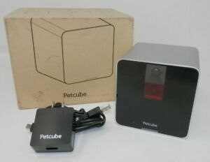 Petcube Camera for Pets - 1st Gen HD 720p Two-Way Audio Laser Play Remotely Used