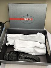 "PRADA MILANO DAL 1913 Empty Shoe Box 15.5"" X 11.5 "" X 5"""