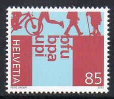 Svizzera Gomma integra, non linguellato prevenzione degli incidenti 2013 SG1959