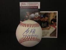 Alex Kirilloff Minnesota Twins Signed Baseball Proof JSA WITNESS COA 2016 1st Rd