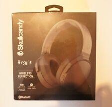 Skullcandy Hesh 3 Wireless Perfection Headphones Gray S6HTW-K625 NEW SEALED