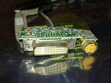 Fujitsu Amilo Pi1536 Pi1556 DVI Svideo Board with VGA cable ( 35GCP5000-10 )