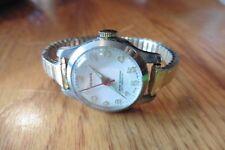 Continental watch Ladies wristwatch mechanical vintage wind up Swiss made Glow