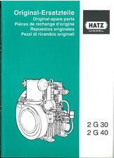 hatz engine parts ebay. Black Bedroom Furniture Sets. Home Design Ideas