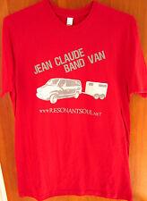 RESONANT SOUL med T shirt Jean Claude Band Van tee OHIO indie rock humor OG
