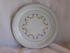 Vintage Denby Avignon Langley Tabletops Design Flower Garland Dinner Plate Dish