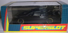 SUPERSLOT NASCAR H2123 CHEVROLET MONTECARLO BLACK  SCALEXTRIC UK MB