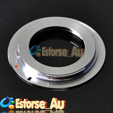 M42 Lens to Canon adaptor Ring For EOS 550D 600D 5D 7D 1100D 60D Mount Silver