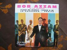 EP BOB AZZAM ET SON ORCHESTRE- Fleur Du Diable+3 / Disques Festival –FX 45 1264M