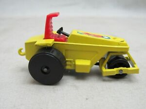 Matchbox Superfast No. 21 Rod Roller Yellow Steam Roller By Lesney Free Shipping