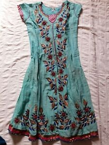 Indien Kleid Gunstig Kaufen Ebay