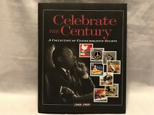 Celebrate The Century USPS Stamp Book Collection Volume 7, 1960-1969 HARDCOVER