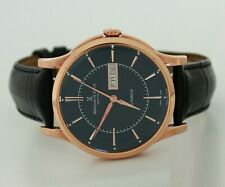 BERNHARD H. MAYER  Automatic Rose Gold PVD Plated Stainless Steel, Ref: B2413/CW
