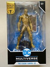McFarlane Toys  DC Multiverse Gold Label  Red Death The Flash Earth 52