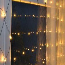 Aussen Lichternetz 320 LED 230V 300 x 150 cm warm-weiss für Innen