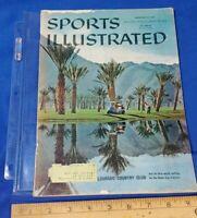 SPORTS ILLUSTRATED Magazine November 2,1959 GOLF Eldorado Country Club Ryder Cup