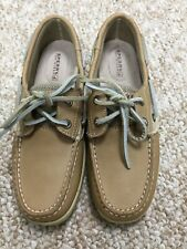 Sperry Boat Shoes Womens 5