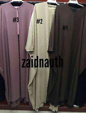 Women open front  abaya.dress . saudi abaya japanese stretch Neda/sizes 54.56.58