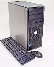 Dell OptiPlex 780 Tower Computer Pc Dual Core 3.0Ghz 4Gb Build Your Own No Hd
