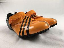 adidas adiStar Sprint - Black/Orange Cleats (Men's 7.5)Used