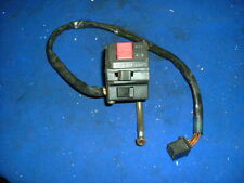 Suzuki GSX600 F Right Hand R/H Switch - 7 Pin Plug to suit One Throttle Cable