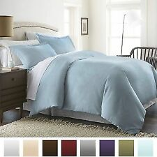 Beckham Hotel Collection Luxury Soft Brushed 1800 Series Microfiber Duvet Cover