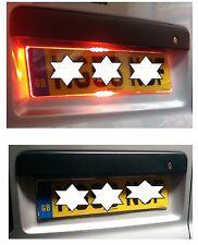 Citroen Saxo ,  Neon Led Rear Brake Light Number Plate Surround