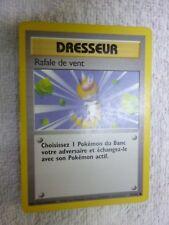 Carte pokémon dresseur rafale de vent 93/102 commune set de base wizards