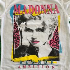 Vintage Madonna Blonde Ambition Short Sleeve  shirt For Men Size S -234XL P1417