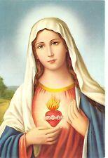 BG6734 sacro cuore di maria madonna  religion  painting peinture art   italy