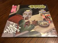 MF DOOM MM... FOOD Pink & Green Colored Vinyl New Sealed 2LP MADVILLAIN
