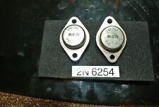 2 X Transistors de puissance 2N6254